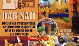 صورة- Dar Naji Tanger مطعم قصر الناجي