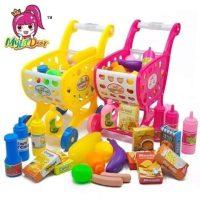 صورة- عرباية تسوق للاطفال