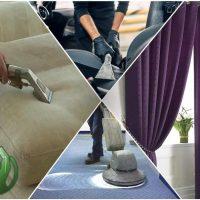 صورة- الأولى لخدمات التنظيف المنزلي