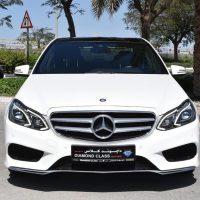 صورة- مرسيدس بنز خليجي Mercedes Benz E300 GCC