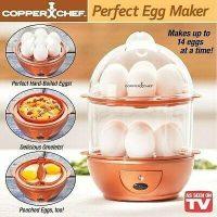 صورة- آلة كهربائية لسلق البيض والخضروات