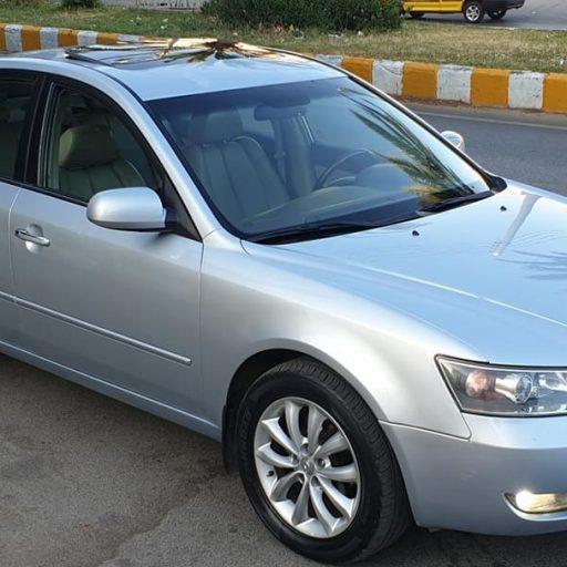 صورة- سيارة SONATA للبيع