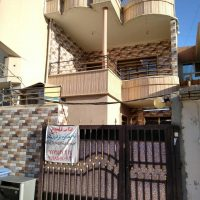 صورة- بيت للبيع طابو المساحة ١٠٠متر طابقين  في كركوك
