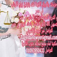 صورة- محامى زواج الاجانب