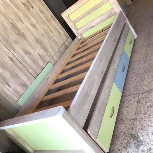 صورة- غرفة اطفال من معرض ابو ماهر واولاده للاثاث