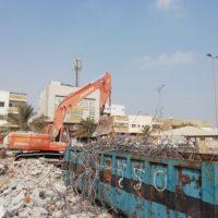 صورة- مقاول هدم وتكسير المباني