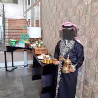 صورة- قهوجي الرياض
