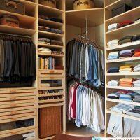 صورة- افضل دواليب ملابس/موديلات دريسنج/ دواليب خشب   ( شركة هيفين هوم )