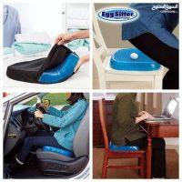صورة- مقعد السيليكون الطبي مناسب لكرسي السياره و المكتب