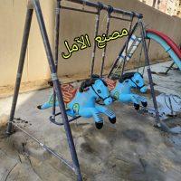 صورة- مصنع العاب اطفال فيبر جلاس الآمل