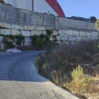 قطع اراضي للبيع بين قرية خربة قيس وسلفيت تصلح للسكن والبناء الصناعي