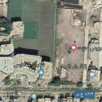 صورة- للبيع ارض فضاء على شارع الهرم