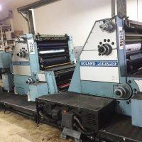 Roland 70 100 2 آلات طباعة  Printing Machines