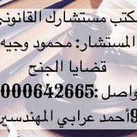 صورة- محامي قضايا الجنح في مصر