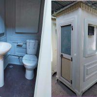حمامات متنقلة فيبر جلاس سمارت
