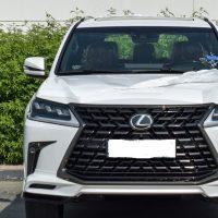 Lexus LX 570 Black Edition 2020 GCC