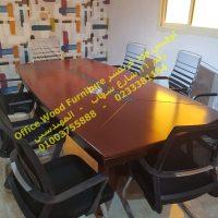 ترابيزات اجتماعات كراسي مكتب اثاث شركات اثاث مكتبي متكامل اوفيس وود فرنتشر