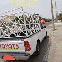 ١٣٤٧٤٩ بيك اب نقل أبوظبي دراجات رنجات اسبيرات