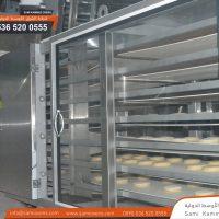 🔴 خط انتاج الخبز العربي 🔴