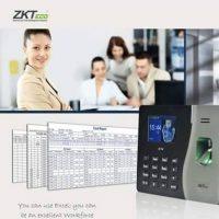 انظمة تسجيل الحضور والانصراف موديل k14