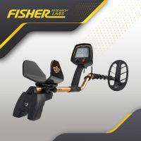3 14 Fisher F75 جهاز البحث عن الذهب و المعادن
