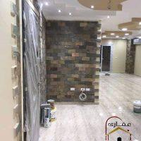 أفضل الديكورات الحجرية الداخلية والخارجية 01020115117