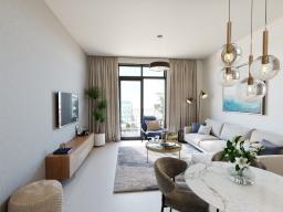 1 2 تملك شقة ذات إطلالة مفتوحة على القناة و البوليفارد التجاري في الشارقة