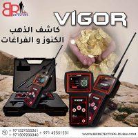 احدث اجهزة كشف الذهب الاستشعارية VIGOR فيغور