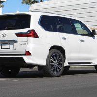 2020 Lexus Lx 570 Super Sport Gcc import Suv a 2020 Lexus Lx 570 Super