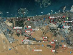 Captur433e ارض للبيع في دبي- مدينة دبي الصناعية