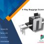 جهاز كشف الحقائب والطرود بالاشعة السينية