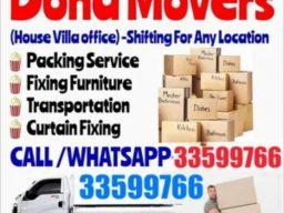 شركة نقل اثاث Doha movers