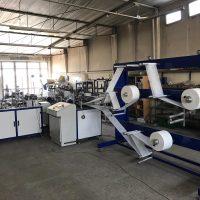 مكينة تصنيع الكمامات الطبية عالية الجودة تركية الصنع