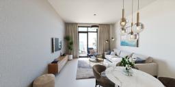 1 2 1 تملك شقة غرفة وصالة على البحر في الشارقة ب 545 ألف درهم فقط