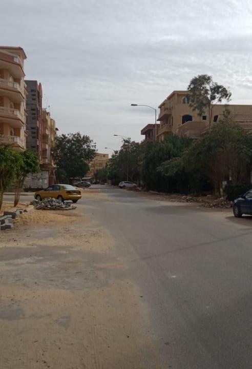 عمارة سكنية للبيع فى مدينة 6 اكتوبر بالقاهرة
