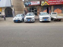 تاجير جميع انواع السيارات في صنعاء