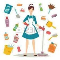 لدينا عاملات النظافة والمربيات وجليسات المسنين بجميع المحافظات