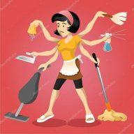 مطلوب للعمل فورا عاملة نظافة وجليسة مسنين ومربية مقيمة