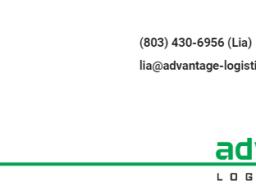 Advantage Logistics للنقل و الخدمات اللوجيستية