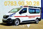 ambulance parive