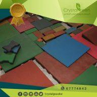البلاط المطاطي بالكويت67774842|ترتان صناعي |ربر