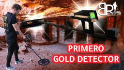 best gold detector Primero New Scan Technology