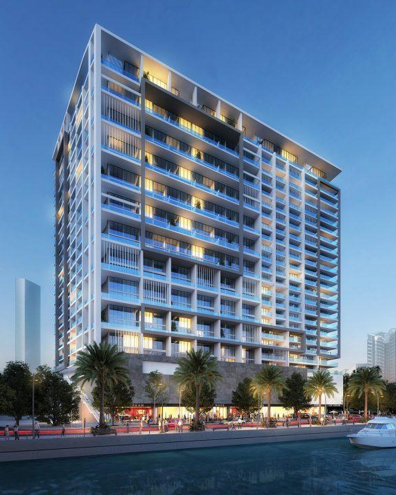 0تملك شقتك المفروشة الخاصة في البرج السكني الوحيد في جزيرة الماريا في أبو ظبي