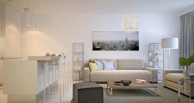بأقساط مريحة تملك شقة فخمة في ليوان في دبي ب 265 ألف درهم فقط مع بلكونة
