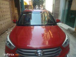 سيارة هيونداى كريتا للايجار