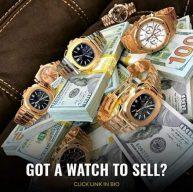 ROLEX لشراء وبيع الساعات السويسرية