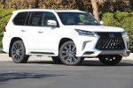 2020 Lexus Gcc Lx570 Sport Petrol
