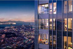 عقارات في تركيا للبيع بإطلالة ساحرة علي البوسفور