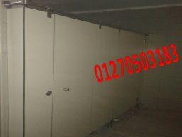 وحدات حمامات من كومباكت hpl