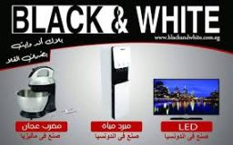 وكيل Black & white الأسكندرية
